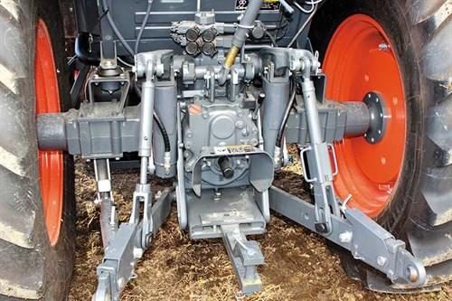 Top Tractor 2016: Kubota M9540