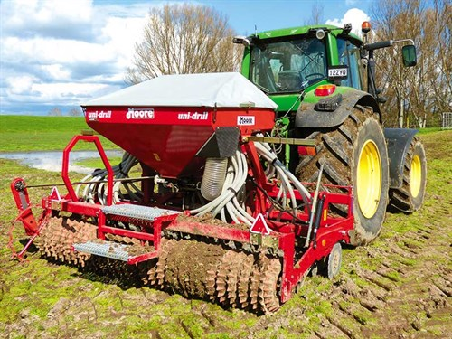 Moore Unidrill Introduced In Nz-7008