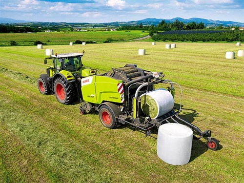 Claas -004-Rollant
